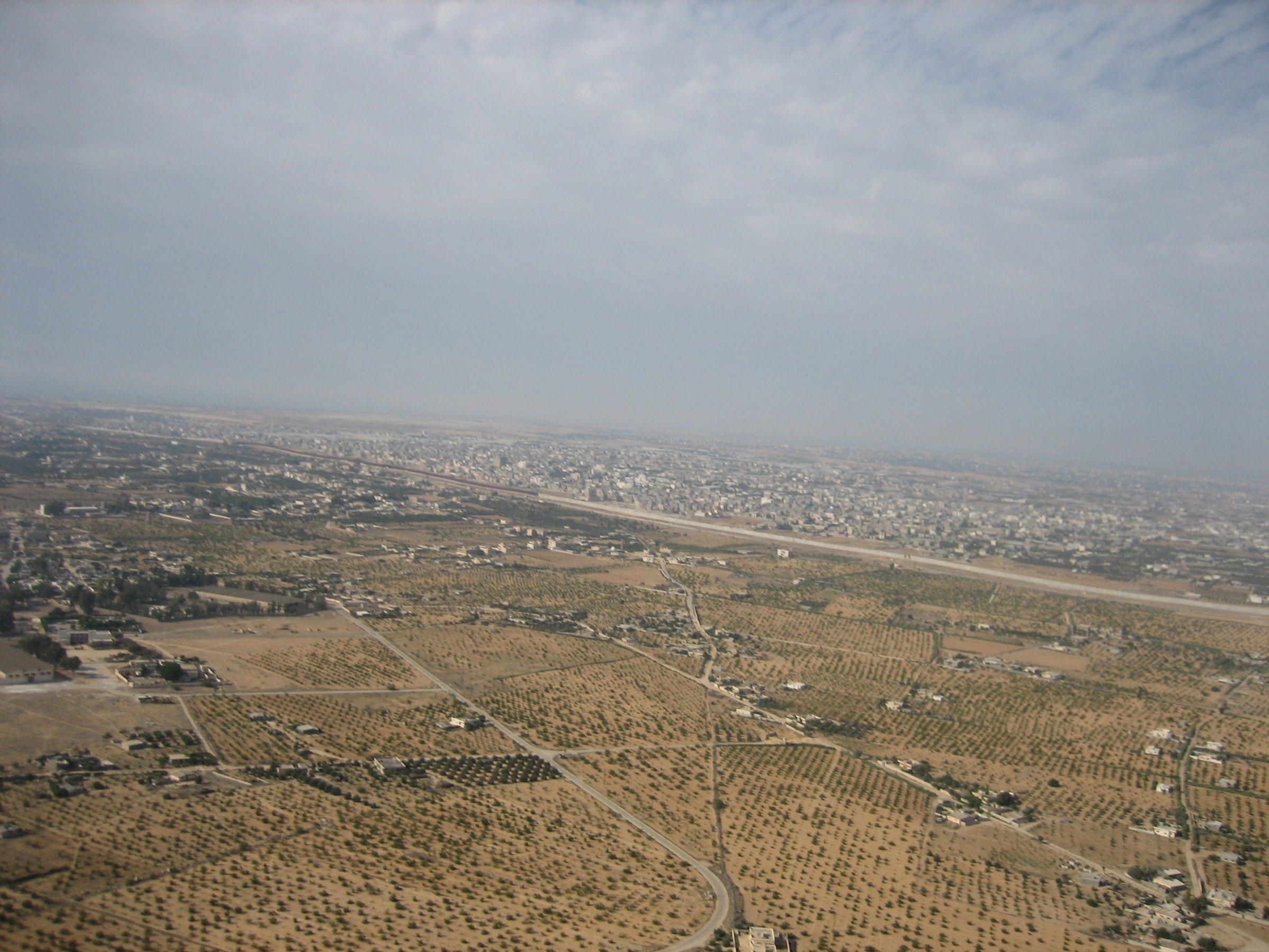 صور رائعه لغزة المحاصرة