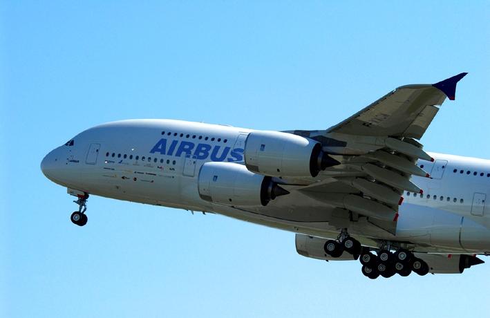 صور اكبر طائرة في العالم
