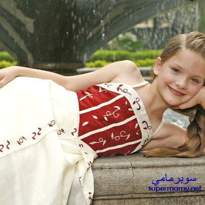 صور فساتين بنوتات من سن 7 وحتى 10 سنوات لكل المناسبات السعيده
