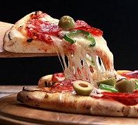 بيتزا بالصور