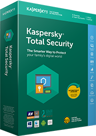 تحميل برنامج كاسبر توتال Kaspersky Total Security اخر اصدار