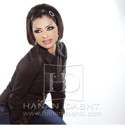 مكياج حنان دشتي 2008