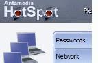 برنامج التحكم في الواير لس للمستخدمين HotSpot Software