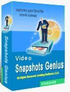 برنامج اخذ لقطات من الافلام Video Snapshots Genius