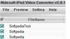 برنامج تحويل افلام DVD الى الايبود Nidesoft DVD to iPod