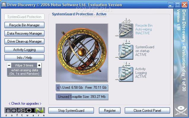 برنامج استرجاع الملفات المحذوفه بسرعة Drive Discovery