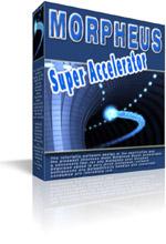 برنامج تسريع التحميل Morpheus Super Accelerator