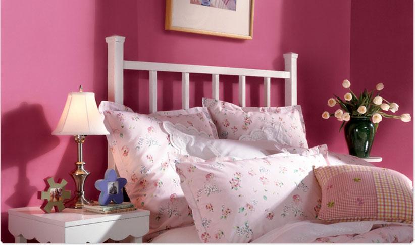 أفكار و طرق جديدة لحائط غرفة النوم