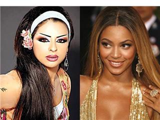 الفرق بين الجمال الخليجي والغربي بالصور