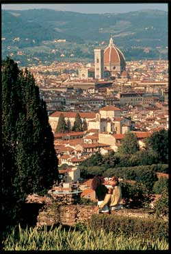 فلورنسا الإيطالية مدينة الفن والعشاق