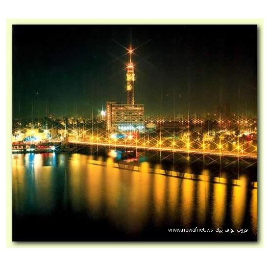 *أجمل المدن المضيئه في العالم !!!