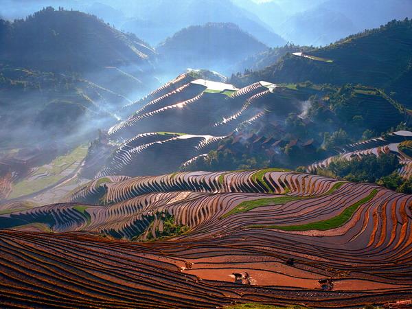 صور مدينة قويلين الصينية