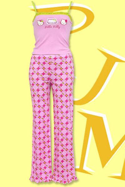 ملابس نوم صيفية للفتيات