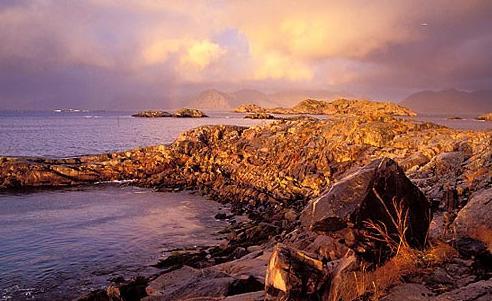 صور رائعة لجزيره لوفيتين ذات الطبيعة الساحرة