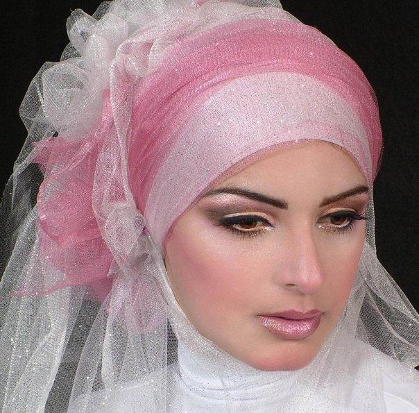 فساتين رائعة للعروس المحجبة