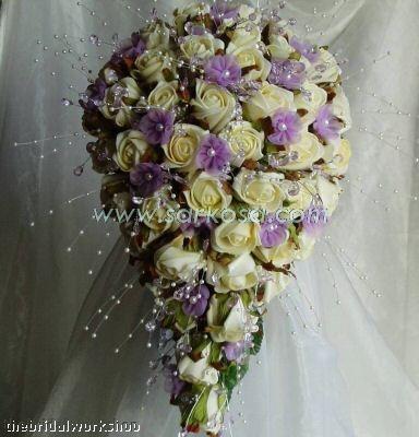 أحلي وأنعم باقات الورود لاحلي عروسه,,
