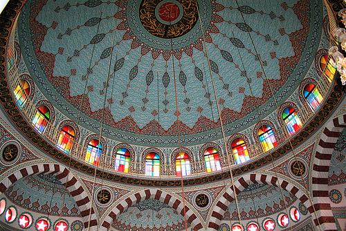 صور المساجد في تركيا