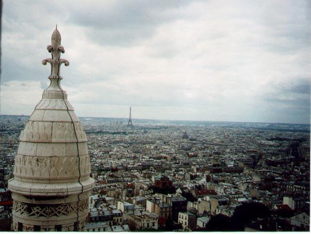 معلومات سياحية عن فرنسا