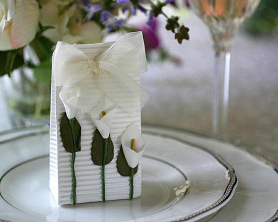 Wonderful Wedding Favors..