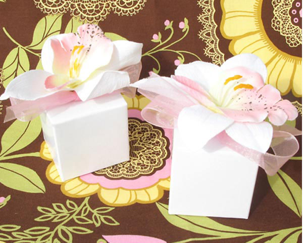 Wonderful Wedding Favors..