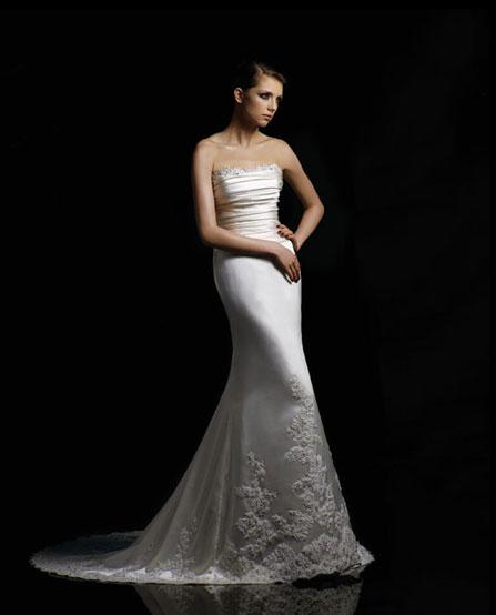 فساتين زفاف 2010 من Blue enzoani