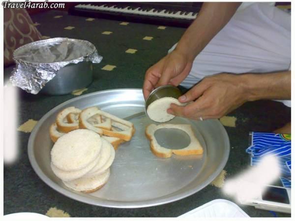 طبخ عزاب ينافسون البنات