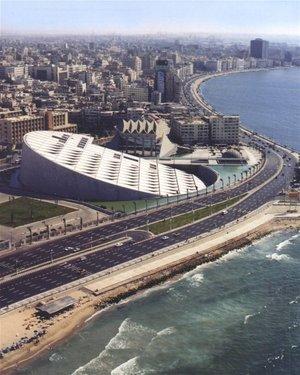 مدينة الاسكندرية ب مصر