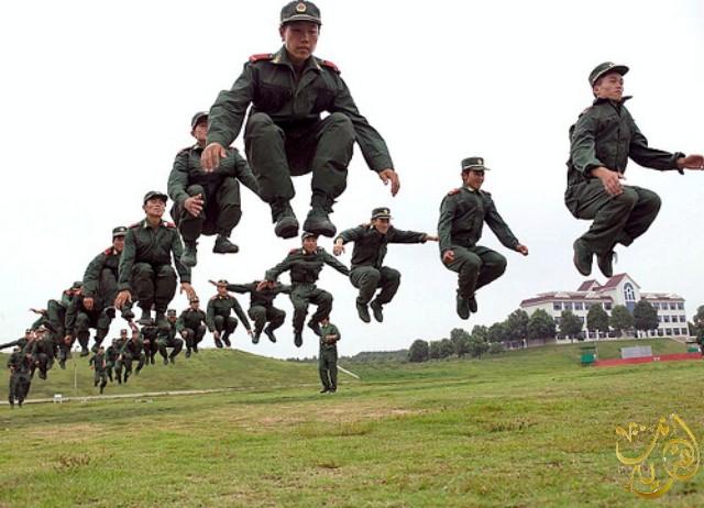 الفرق بين الجيش السعودي والجيش الكوري