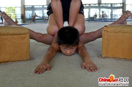 ليش الصينيين يفوزون في الالمبياد