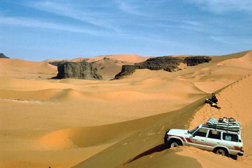 صور صحراء الجزائر الخلابة