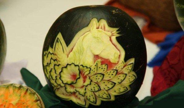 فن البطيخ