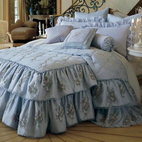صور سرير للعرسان ، صور مفارش للعرسان