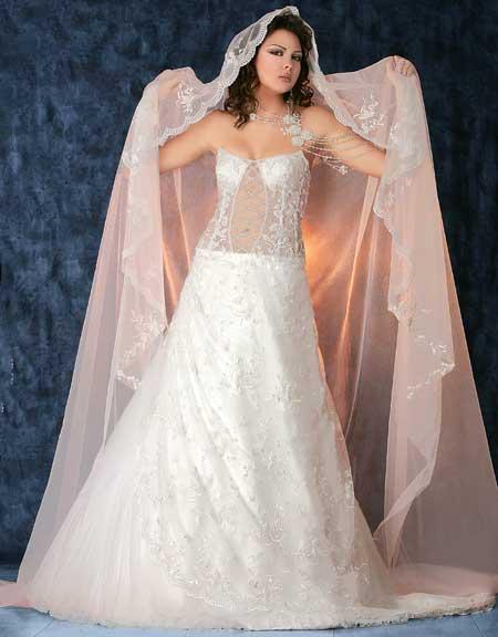 فساتين عروس راقية