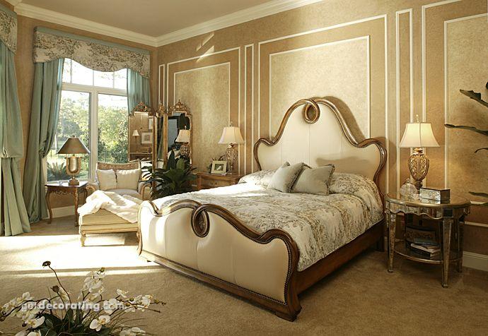 صور غرف نوم فرنسية 2010