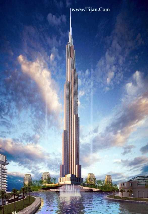 صور برج خليفه اطول برج في العالم