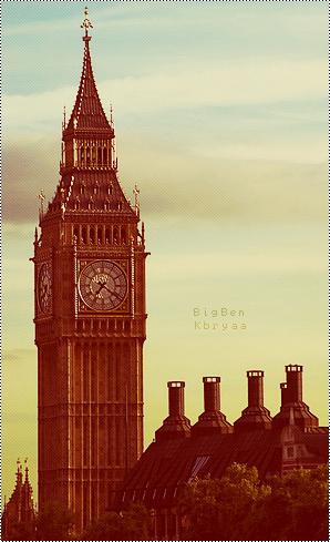 لندن.. قبل أشوفك شفتها عاديه مره