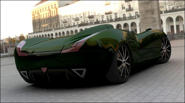 سياره صنعها 3طلاب سعوديين.
