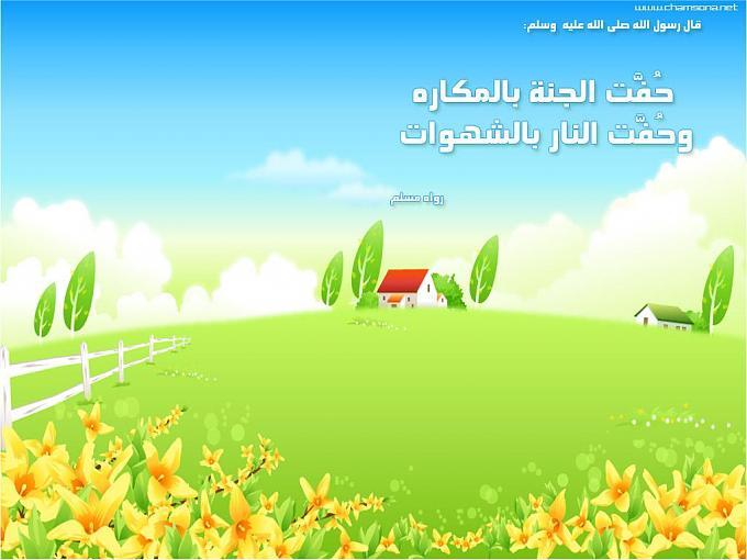 خلفيات اسلاميه .. الجزء الثاني
