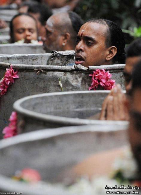 صلاة الاستسقاء بالهند