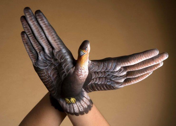 ||•|| الرسم على اليد .. قمممه بالرؤؤؤؤؤعه ..||•||