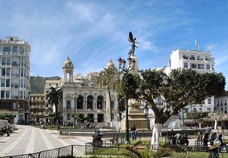 مدينة وهران الباهية الجزائرية