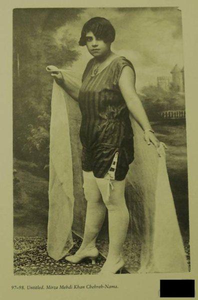 عارضات أزياء 1920 م