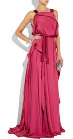 ارقى الفساتين الطويلة لكل المناسبات