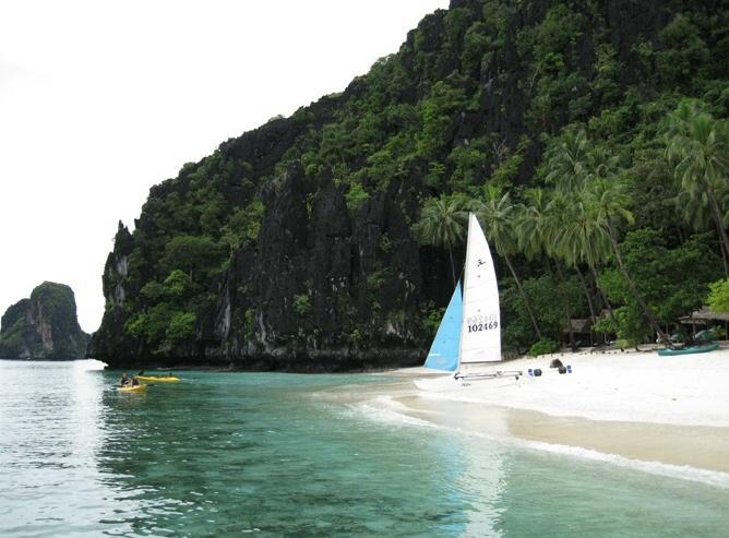 جزر بلاوان.. الطبيعة في أوج فتنتها