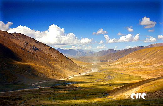 ريكتاسه خريف التبت الصين