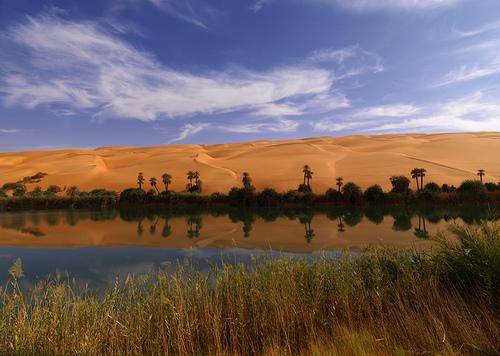 سافر إلى ليبيا وشوف الجمال في واحاتها التي أودعها الله فيها