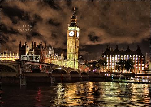 لندن في قمه الجمال