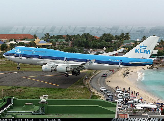 المطار المرعب