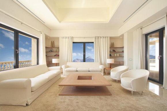 كيف يمكن أن يبدو منزل ب61 مليون دولار؟؟