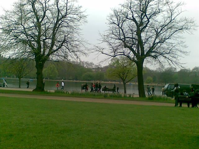 رحلة لندن 2010